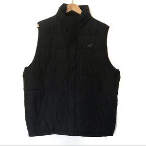 Hollister Winter-break Vest Size XL